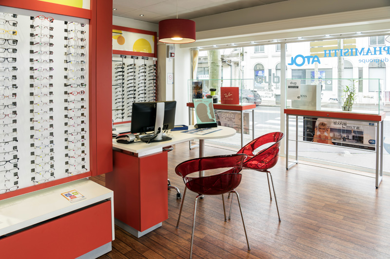 Boutique La Centrale d'Optique à Saintes (17)