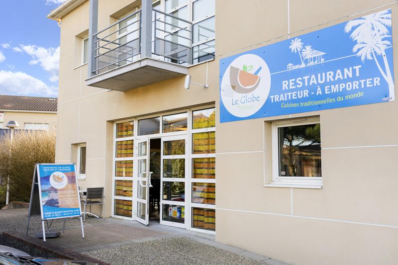 Restaurant Le Globe Traiteur - façade