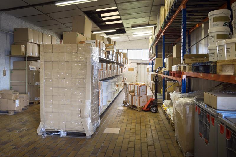 Entrepôt Saintonge Distribution