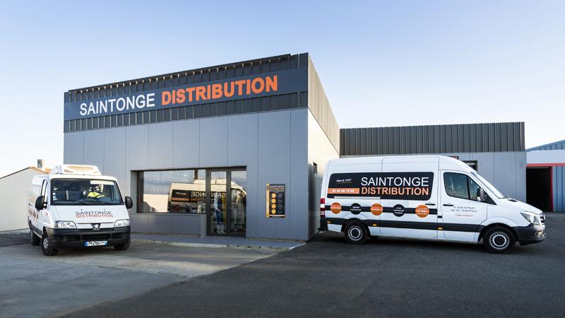 Boutique et entrepôt Saintonge Distribution