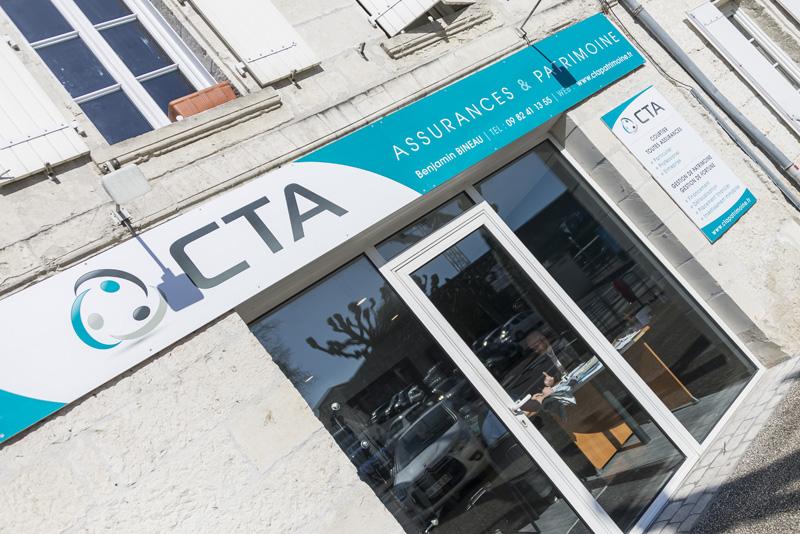 Agence de Saintes CTA Assurances et Patrimoine