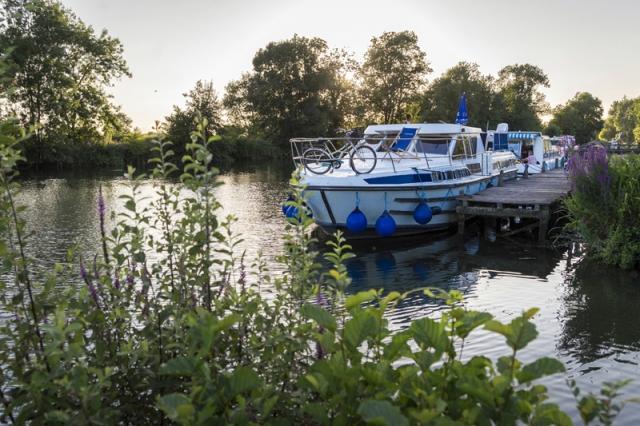 Ville de Chaniers - Quais de la Charente