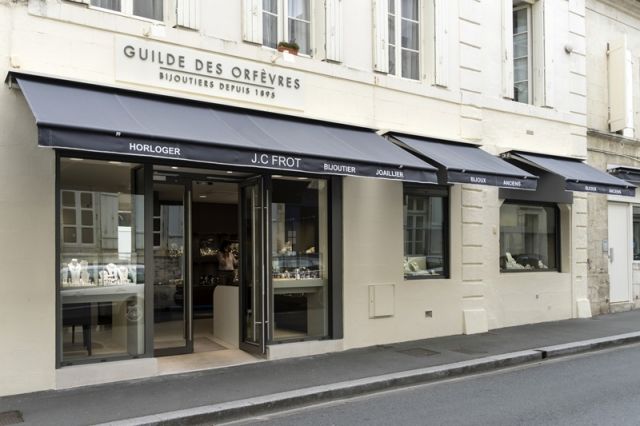 Boutique Bijouterie Frot à Rochefort
