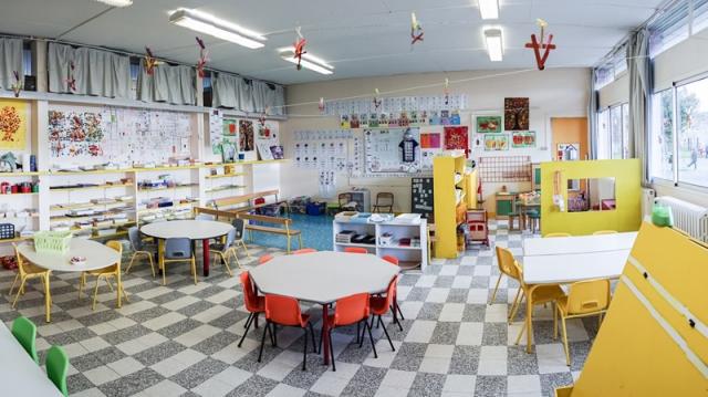 Ecole La Gripperie-Saint-Symphorien