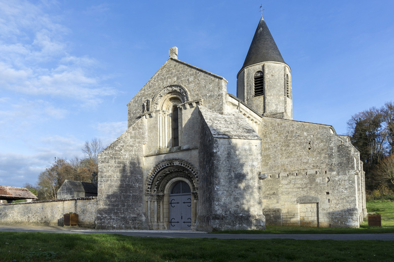 Eglise Saint-Symphorien La Gripperie-Saint-Symphorien
