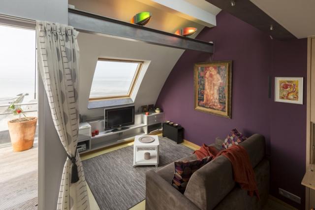 Appartement Go To Nieuwpoort - séjour