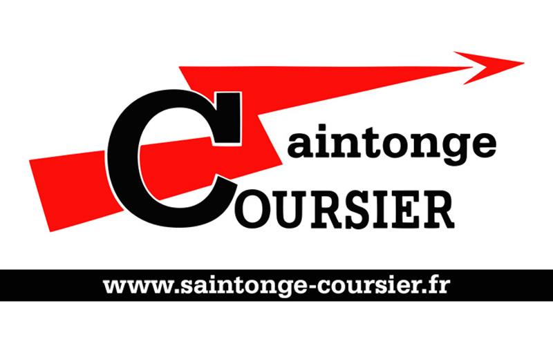Carte de visite Saintonge Coursier verso