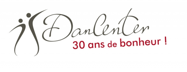 Logo Dancenter 30 ans