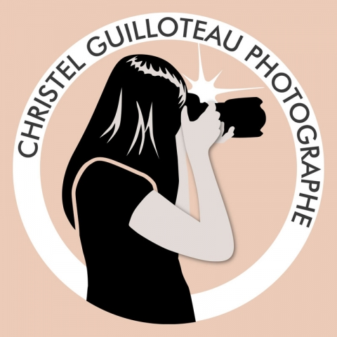 Logo Christel Guilloteau Photographe