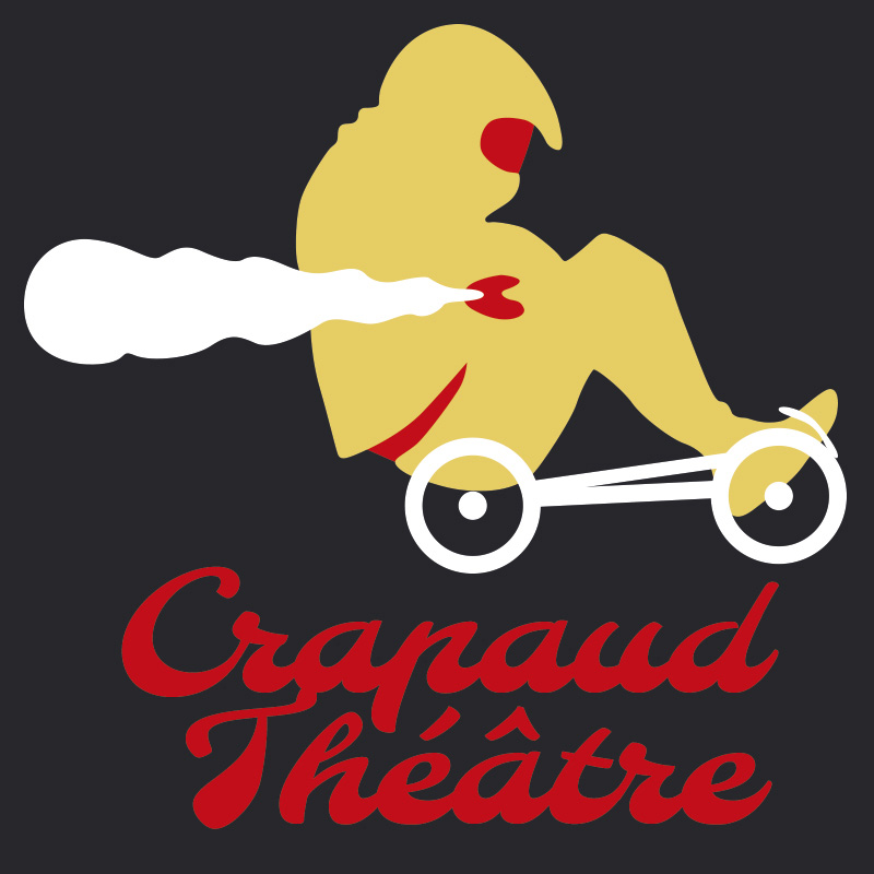 Logo Crapaud Théâtre