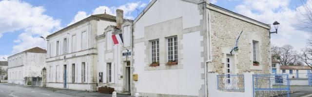 Mairie La Gripperie-Saint-Symphorien