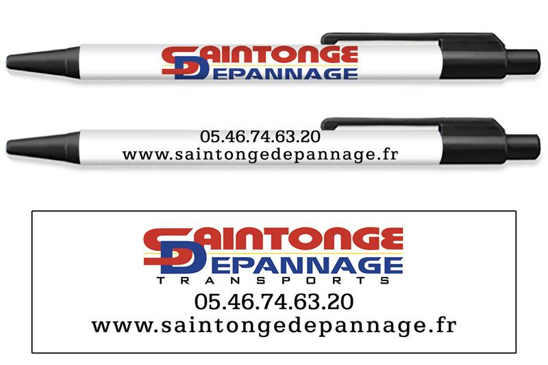 Stylo Saintonge Dépannage Transports