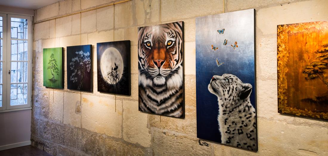 Site web Boutique des Arts