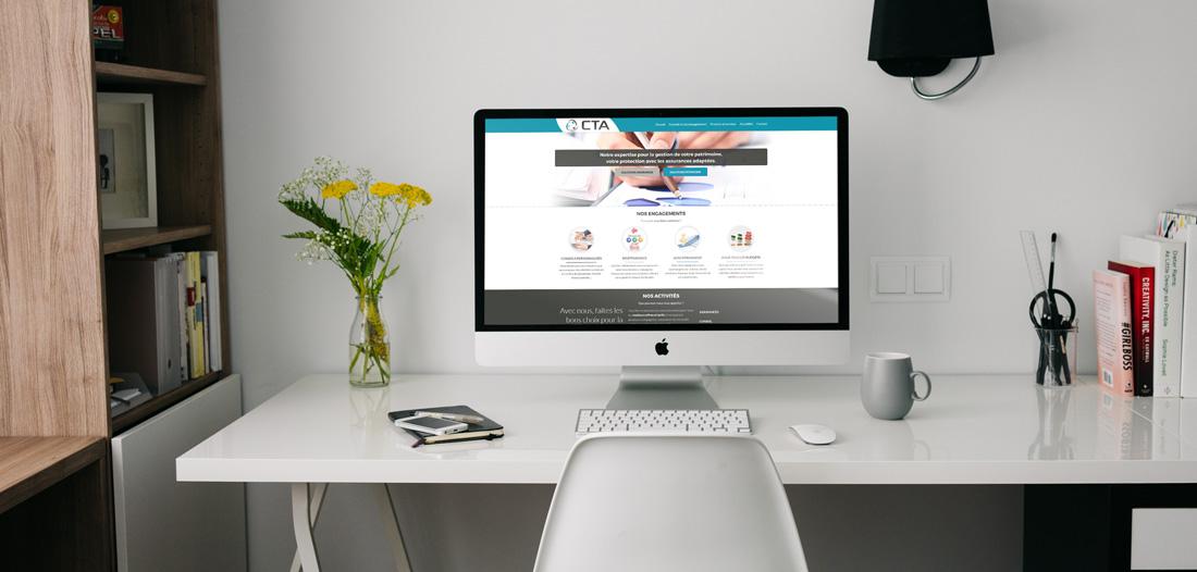 Site web CTA