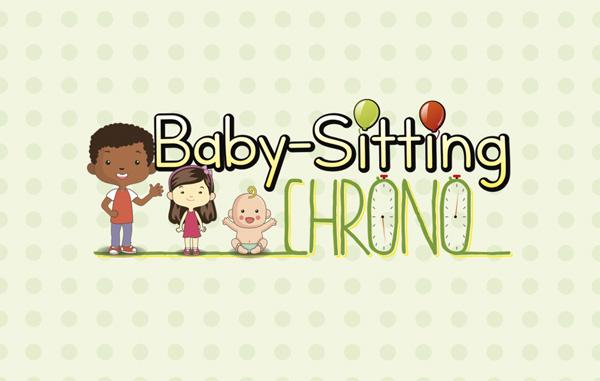 Carte de visite Baby-Sitting Chrono (verso)