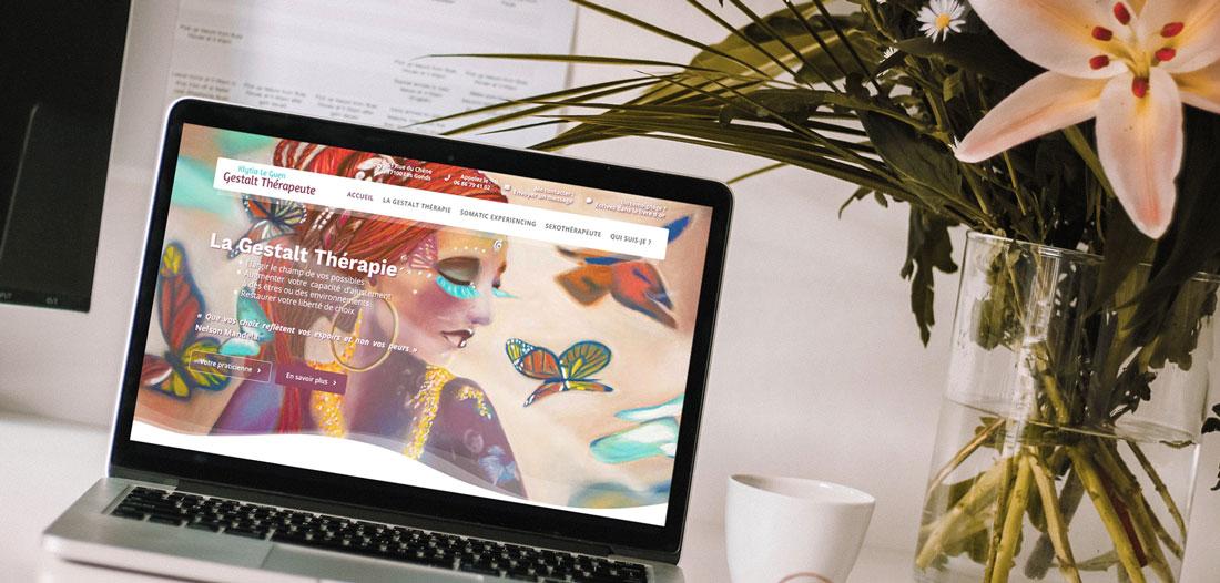 Site web Klytia Le Guen