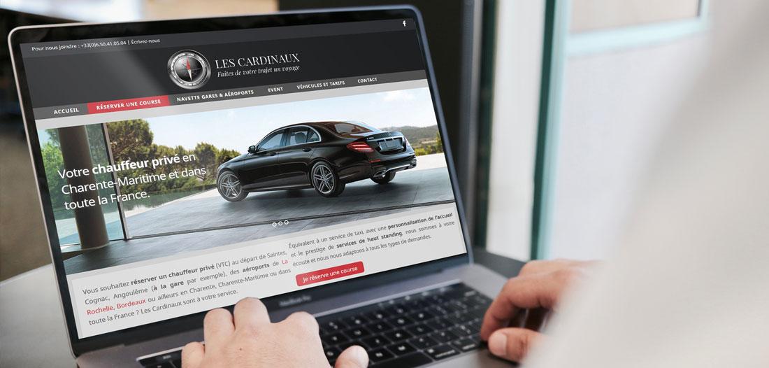 Site web Les Cardinaux