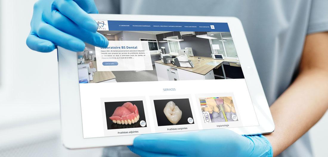 Site web BS Dental